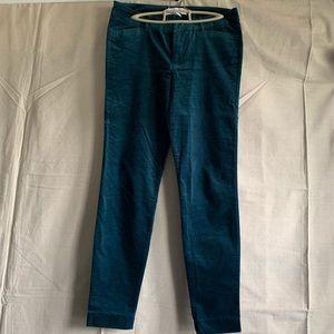 Old Navy Velvet Pixie Pants